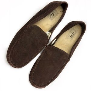 Ugg Men's Brown Slippers Size 10